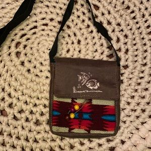 Handbags - Cute 100% wool cross body
